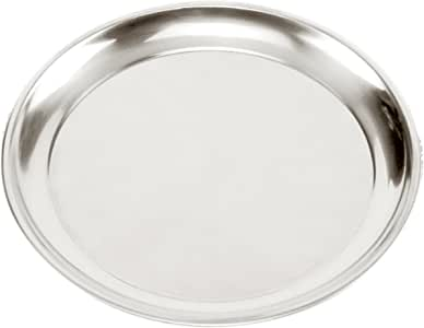 Norpro 5672 Stainless Steel Pizza Pan, 13.5-Inch