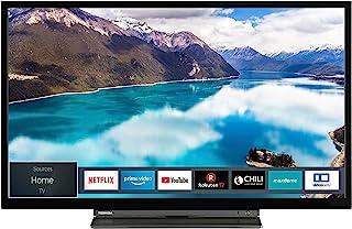Toshiba 东芝 32WL3C63DA 32 英寸电视机(HD ready,智能电视,Prime Video / Netflix,蓝牙,WLAN,三调谐器,Works with Alexa)