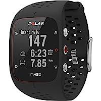 POLAR 【日本正品/对应日语】手腕心率计・GPS跑步手表 M430