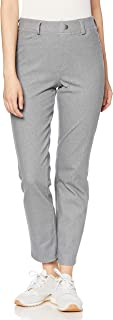 GUNZE 郡是 弹力裤 Tuche 打底裤 直筒款 WW WW 带腰带环 羊毛内衬 内起绒 长度长度 女士