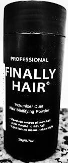 Volumizer Dust It .7 盎司 Biggie 双倍尺寸瓶发磨光粉,体积和柔软,无混乱,轻松梳理薄无损*,终于秀发丰满