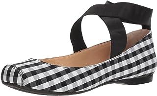 Jessica Simpson Mandalaye 女式芭蕾平底鞋