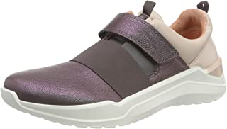 ECCO 女孩 Intervene 低帮运动鞋