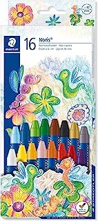 Staedtler 施德楼 德国 16色蜂蜡蜡笔2240 C16