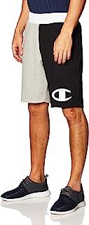 Champion LIFE 男式横纹编织拼色短裤