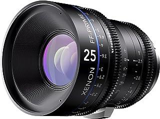 Schneider Kreuznach 1078144 Cine 镜头 FF Prime T2.1/25 毫米,Canon/FT 黑色
