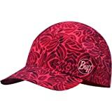BUFF 百福 中性 折叠跑步徒步帽系列均码帽子 117219.406.10 枚红色