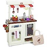 Little Tikes First Market Kitchen Pretend Play Kitchen w/ 超过…