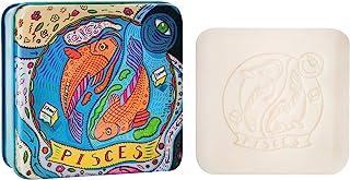 Pre De Provence Zodiac Tin Bar Soap, Pisces, 100 Gram