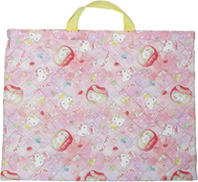 Hello Kitty 书包 Kitty 书包 大 女孩 QKT3-2100 粉色 (006)