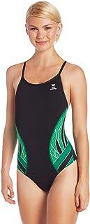 TYR SPORT Women's Phoenix Splice DiamondFit Swimsuit