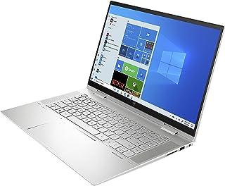 HP 惠普 ENVY x360 15-es0055ng (15.6英寸 / 全高清 IPS 触屏) 2合1 可变形(英特尔酷睿 i5-1135G7,8GB DDR4内存,512GB SSD,英特尔显卡,Windows 10)银色,指纹传感器