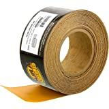 Dura-Gold - 高级 - 400 砂金 - 长板连续卷 20 码长 x 2-3/4 英寸宽PSA 自粘长板砂纸…