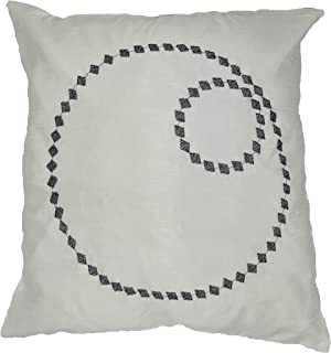 Duffi Home 2539-01 枕套,白色,男女皆宜