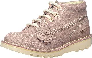 Kickers 女童 Kick Hi 短靴