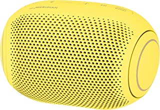LG PL2S XBOOM Go 防水无线蓝牙派对音箱,可播放长达 10 小时 - 酸柠檬