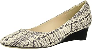 Cole Haan 女士 Kathryn 坡跟鞋 40 毫米高跟鞋