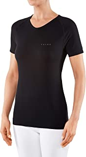 Falke 女式保暖内衣舒适保暖短袖衬衫