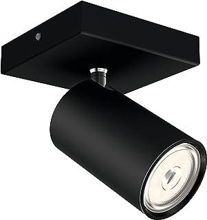 Philips 飞利浦 myLiving Spot Kosipo 壁挂灯 黑色 10.19 x 10.19 x 9.19 cm