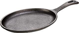 Lodge 椭圆铸铁平底煎锅