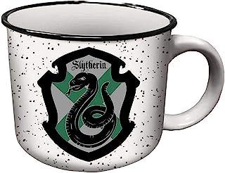 Spoontiques Slytherin 露营马克杯 14盎司(约397ml)*