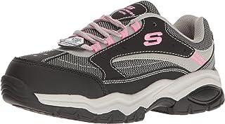 Skechers for Work 女士 Bisco 防滑工作鞋