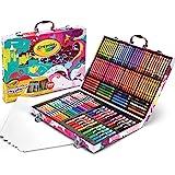 Crayola 绘儿乐 灵感艺术盒着色套装,适合5岁以上儿童的礼物