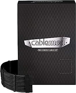 CableMod CM-PRTS-FKIT-NKK-R PRO ModMesh RT系列华硕 ROG/Seasonic 电缆套件 - 黑色