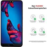 Huawei 华为 P20 智能手机套装(14.7 厘米(5.8 英寸),128 GB 内存,4 GB 内存,20 MP…