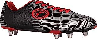 Optimum 男孩 Viper 青少年橄榄球靴