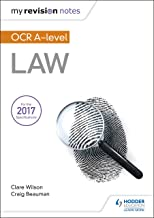 My Revision Notes: OCR A Level Law (English Edition)