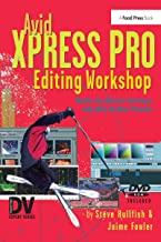 Avid Xpress Pro Editing Workshop (DV Expert Series) (English Edition)