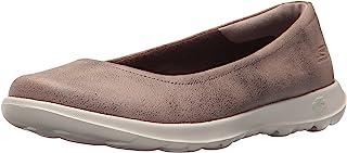 Skechers Go Walk Lite-15395 女士芭蕾平底鞋
