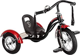 Schwinn Roadster Tricycle,12 英寸车轮尺寸,Trike 儿童自行车 黑色
