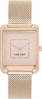 Nine West 正装手表(型号:NW/2090RGRG)