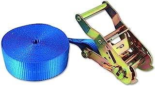 Chapuis Maximum gab16 聚丙烯带棘轮拉伸带,蓝色,6 M X 35 mm