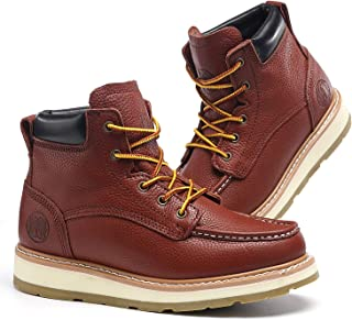 ROCK POSTER 男式软鞋头防水防滑穿刺软帮鞋头结构*工作鞋