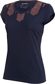MAMMUT 猛犸象 女士 户外 舒适 运动 功能型 速干衣 短袖 T恤 1017-09871