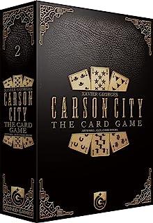 Capstone Games 卡森城纸牌游戏