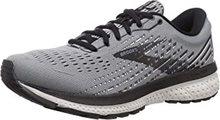 BROOKS Cushion 避震缓冲系列 Ghost 13 D 2E 4E 男士 跑步鞋 BRM3483 BRM3484 BRM3485 灰色 27.0 cm 2E