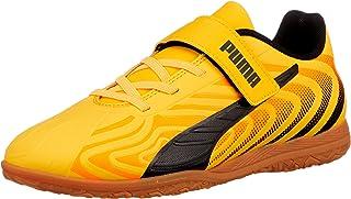 PUMA 彪马 One 20.4 It V Jr 中性儿童足球鞋