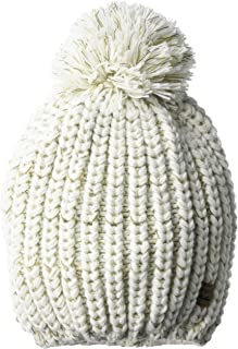 Billabong 女式 Zero 无檐小便帽,古白色,1SZ