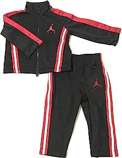 Jordan 男婴运动服 黑色 / 红色 9 个月