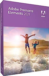 Adobe Premiere Elements 2021 - *|首映|1 台设备|1 年|Windows/Mac|光盘