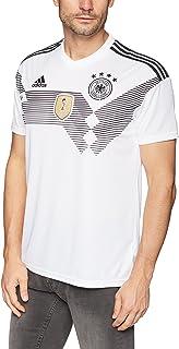 adidas 阿迪达斯 男式 足球 德国国家队球迷版主场短袖比赛服 BR7843