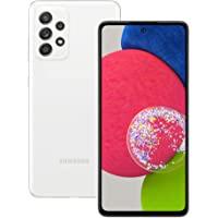 三星 Galaxy A52s 5G 智能手机无合同,6.5 英寸,无限 - O FHD+ 显示屏,128 GB 内存,4…
