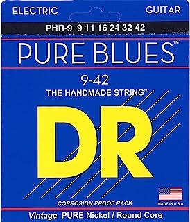 DR E PURE PHR - 9-42 纯蓝精简版琴弦