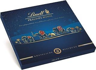 Lindt Pralinés Royal, Auswahl an unvergleichlichen Pralinen-Variationen, 21 unterschiedliche Sorten, 1er Pack (1 x 500 g)