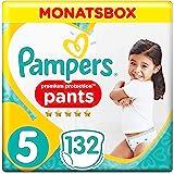 Pampers 帮宝适 Premium Protection 纸尿裤,Gr.5 Junior,12-17kg,一个月量…