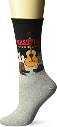 Hot Sox 女士 Nashville 袜子